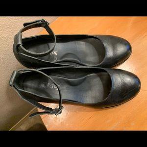 Korks Mary Jane, leather, 7.0